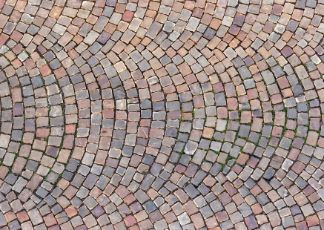 cobblestone pavers at Townsville Pavers